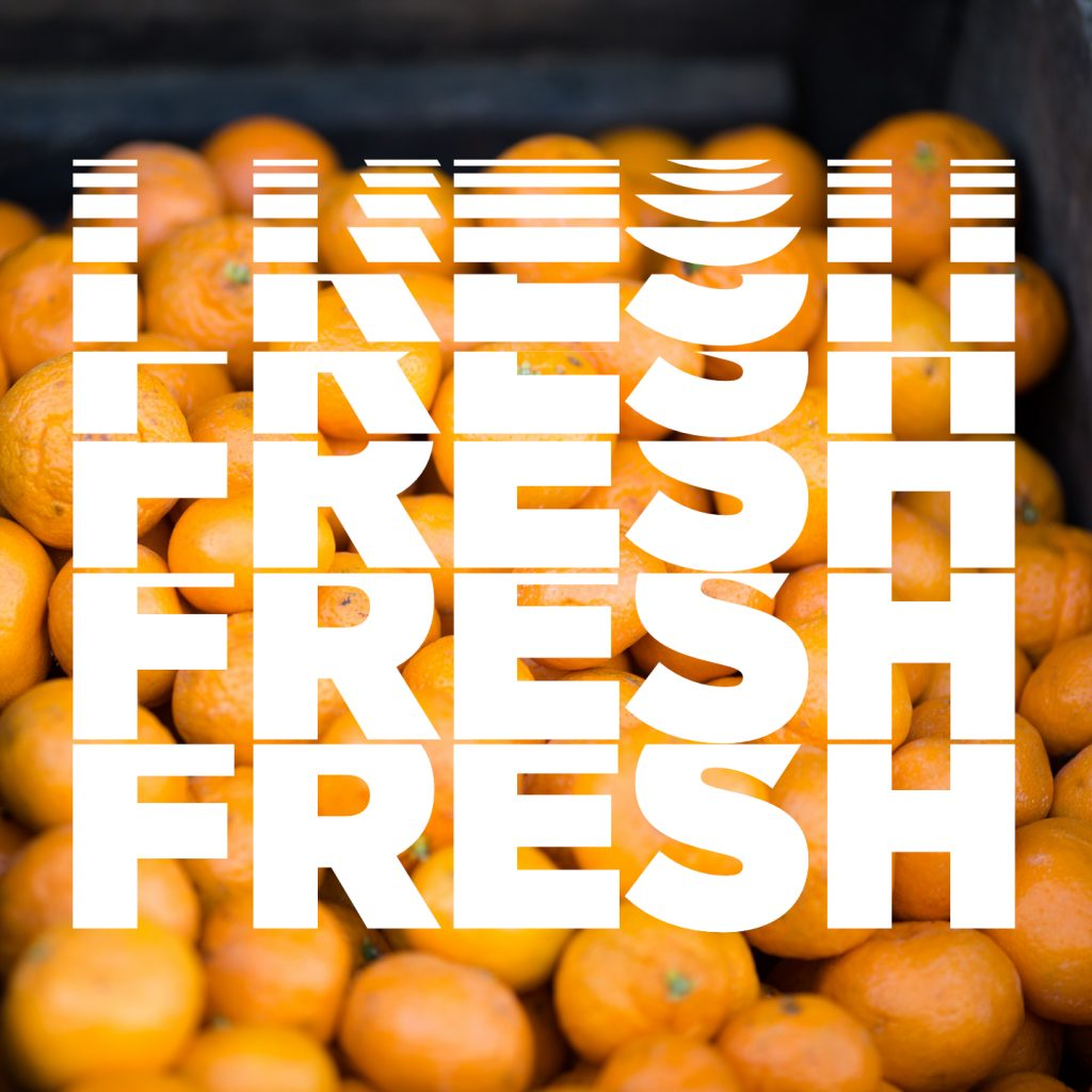 Fresh Oranges Spotify Playlists