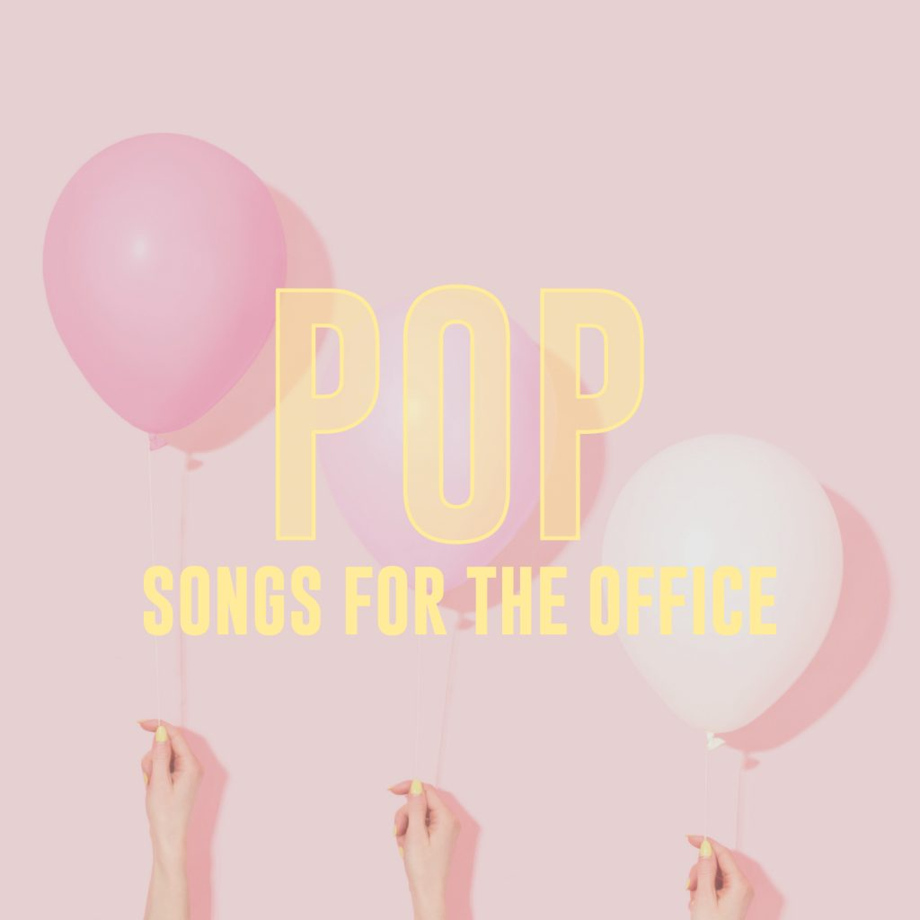 Pink Pop Music Baloons