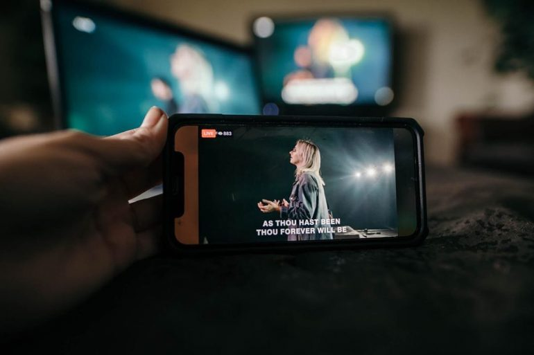 Live Streaming With an iPhone