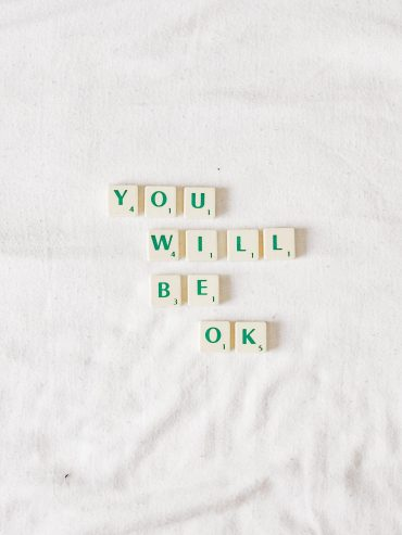 You Will Be Okay