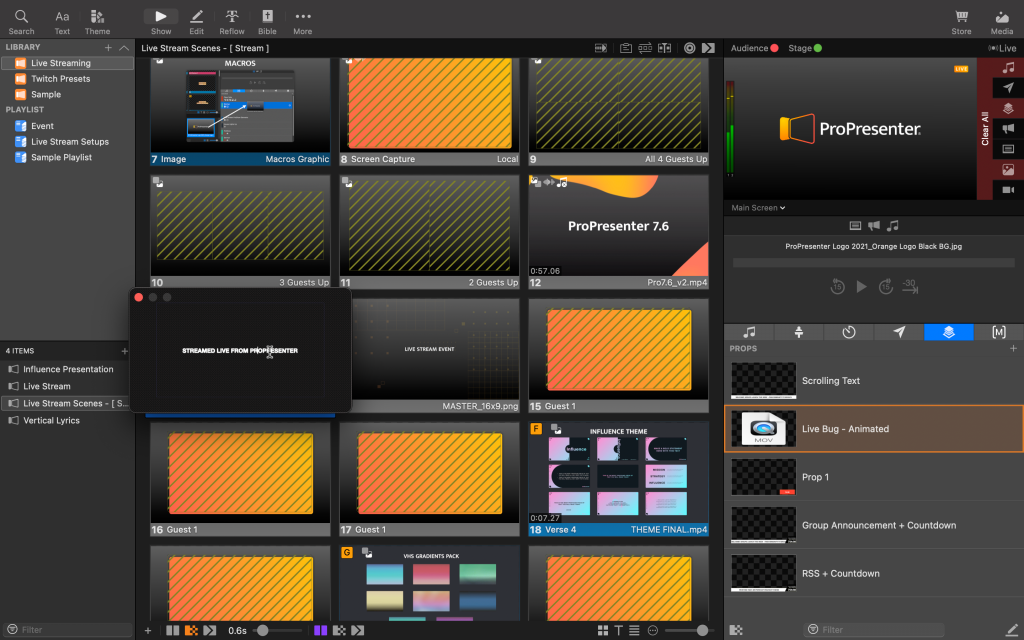 Quickly Edit Presentation Slides