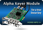 Alpha Keyer Module