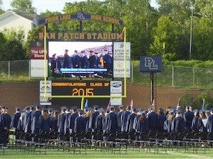 ProPresenter Scoreboard: Graduation