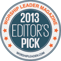 Worship Leader Magazine Editors Pick 2013