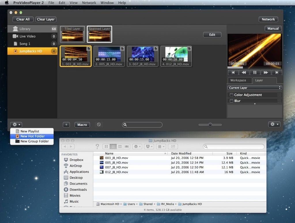 PVP2 Hot Folder