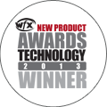 wfx New Product Awards Technology Winner 2013