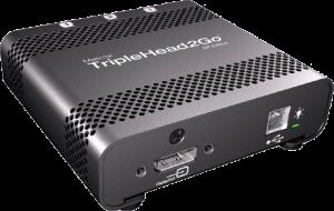Matrox TripleHead2Go DisplayPort