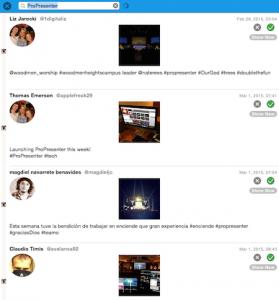 Pro Instagram UI