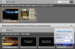 Pro Playlist Headers Look