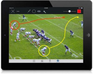 Telestrator on iPad