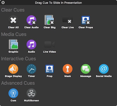 Pro Timer Cues