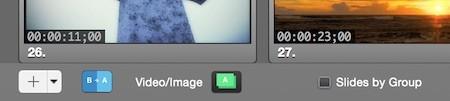 Pro Video Image Transition