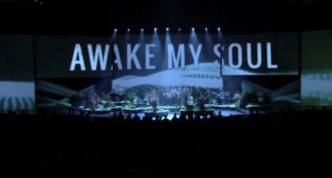 Easter- Awake My Soul
