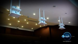 ProPresenter Edge Blending installation