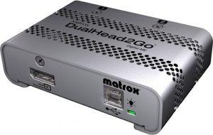 Matrox DualHead2Go Digital ME Edition