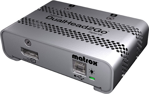 Matrox DualHead2Go Digital ME Edition