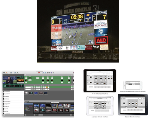 Renewed Vision's ProPresenter-Scoreboard