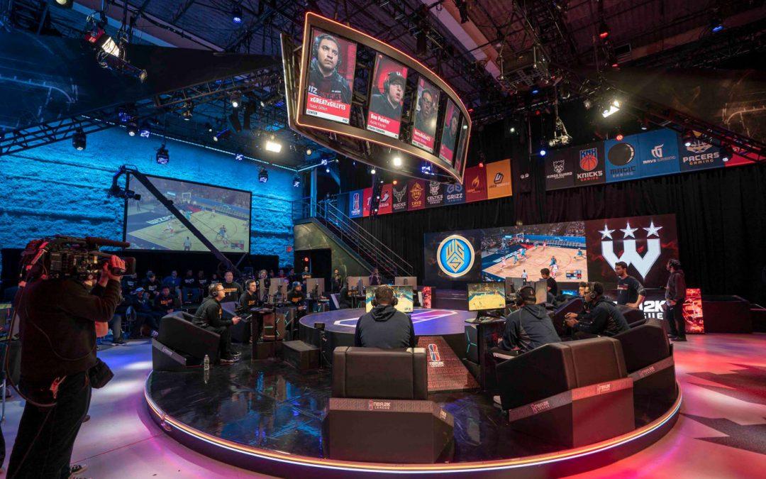 Renewed Vision PVP3 Drives Multi-Screen Presentation for NBA 2K League