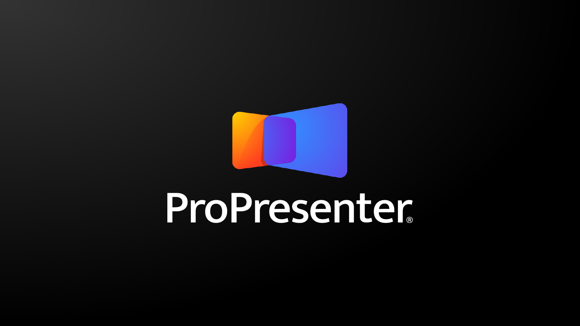 ProPresenter Presentation and Worship Software for lyrics and video