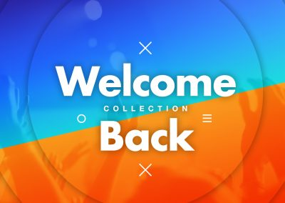 Welcome Back Collection 3