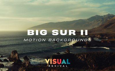 Big Sur II Motion Pack