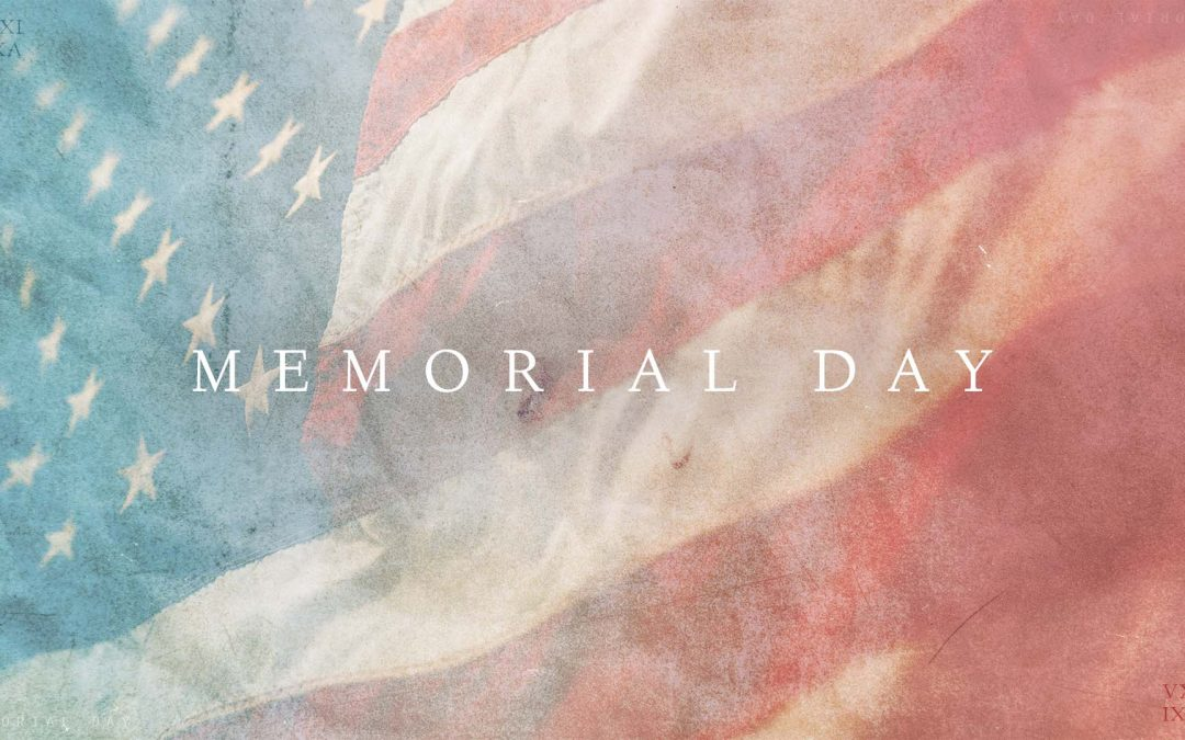 Memorial Day Graphic Pack