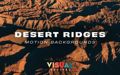 Desert Ridges Motion Pack