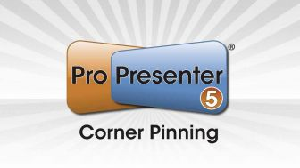 ProPresenter 5 Corner Pinning Tutorial