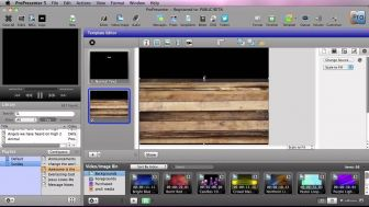 ProPresenter 5 - Templates Tutorial