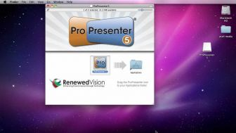 ProPresenter 5 - Mac Installation