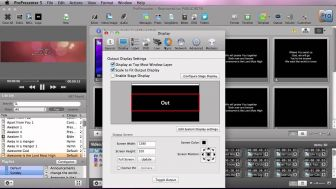 ProPresenter 5 - Multiscreen Module