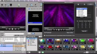 ProPresenter 5 - Working with Video and Images