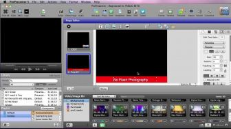 ProPresenter 5 - Props Layer