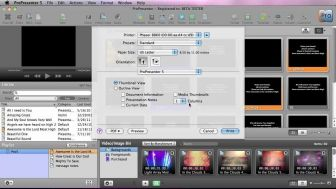 ProPresenter 5 Printing Enhancements