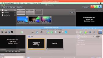 Working With the Text Stream function in ProVideoPlayer 2 (PVP2) and ProPresenter 5