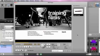 ProPresenter 5 - Working with DVDs