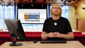 ProPresenter 5 CCLI Reporting Tutorial