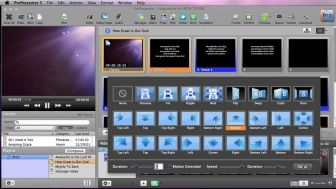 ProPresenter 5 Transitions