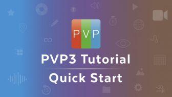 PVP3 | Quick Start